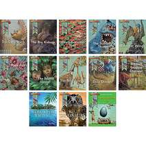 Lost Island Early/Early Fluent Reader Set (13bk)