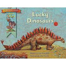 Lost Island: Lucky Dinosaurs 6-pack