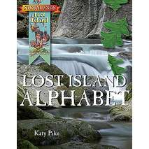 Lost Island Nonfiction: Lost Island Alphabet 6-pack
