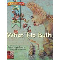 Lost Island: What Trio Built 6-pack