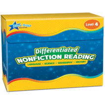 Differentiated Nonfiction Reading Kit Grade 4