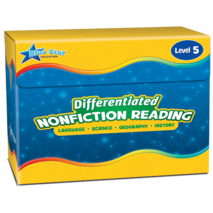 Differentiated Nonfiction Reading Kit Grade 5