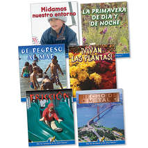 Language & Vocabulary Proficiency Add-On Pack F-Spanish