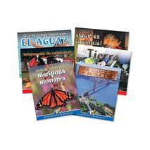 Language & Vocabulary Proficiency Add-On Pack-36 A-F Spanish