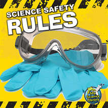 Science Safety Rules 6-pack