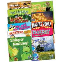My Science Library Add-On Pack Grades 1-2 English
