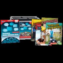 Developing Social-Emotional Skills Kit Grade 3-5: Spanish