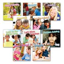 Developing Social-Emotional Skills K-2 Classroom Library (10 titles)