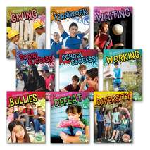 Developing Social-Emotional Skills 3-5 Classroom Library (10 titles)