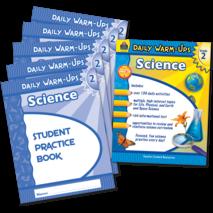 Daily Warm-Ups Bundle: Science Grade 2