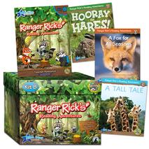 Ranger Rick's Reading Adventures Complete Kit Level B: Grades 3-4