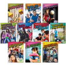 Developing Social-Emotional Skills 3-5 Spanish Add-On Pack