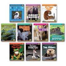 Ranger Rick's Reading Adventures Level A Classroom Library (10 titles)
