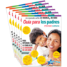 Connecting Home & School: Parent Spanish Guide Gr 1 6-Pack