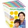 Connecting Home & School: Parent Spanish Guide Gr 2 6-Pack