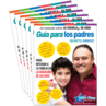 Connecting Home & School: Parent Spanish Guide Gr 5 6-Pack