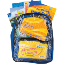 Adventures in Learning Backpack Grade 3