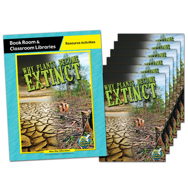 Why Plants Become Extinct - Level Q Book Room