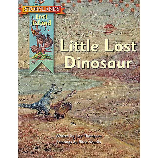 Lost Island: Little Lost Dinosaur 6-pack