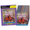 Life Cycle of A Monarch Butterfly - Level G/H Book Room