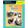 STEM Jobs in Sports - Level T Book Room