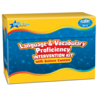 Language & Vocabulary Proficiency Intervention Kit E English