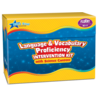 Language & Vocabulary Proficiency Intervention Kit F English
