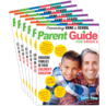 Connecting Home & School: Parent Guide Grade 6 6-Pack
