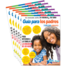 Connecting Home & School: Parent Spanish Guide Gr 3 6-Pack