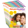 Connecting Home & School: Parent Spanish Guide Gr 4 6-Pack