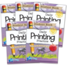 Daily Printing Practice Grades K-2 Bundle: Student Book 5-Pack