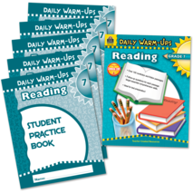 Daily Warm-Ups Bundle: Reading Grade 7