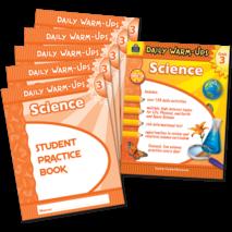 Daily Warm-Ups Bundle: Science Grade 3