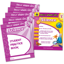 Daily Warm-Ups Bundle: Science Grade 5