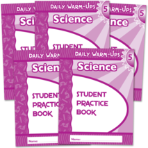 Daily Warm-Ups Student Book 5-Pack: Science Grade 5