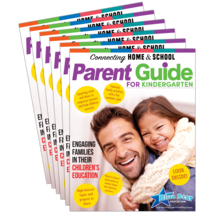 Connecting Home & School Parent Guide Grade K 6-Pack: English