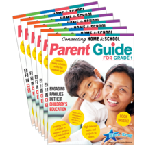 Connecting Home & School Parent Guide Grade 1 6-Pack: English