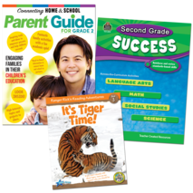 Second Grade Success Pack