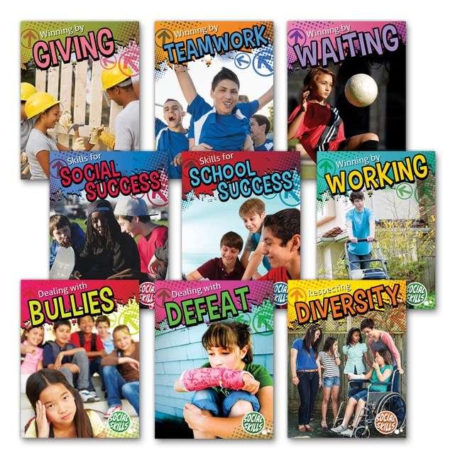 Developing Social-Emotional Skills Grades 3-5 Add-On Pack: English